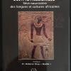 L'Egypte pharaonique: sève nourricière des langues et cultures africaines.